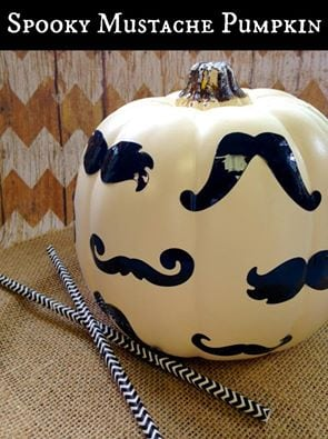 mustache pumpkin tammilee tips