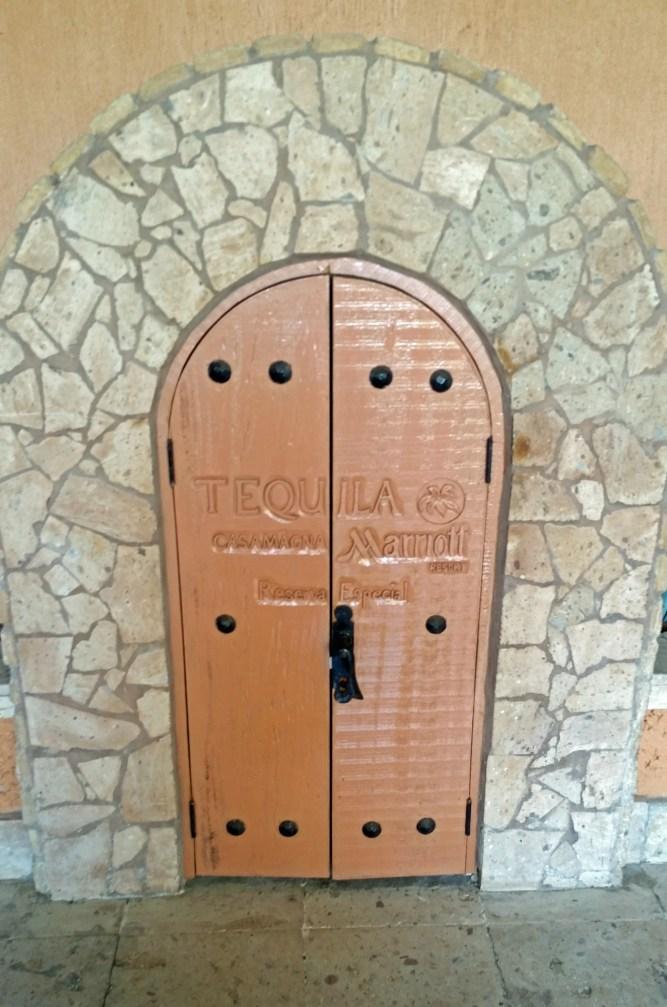 tequila door