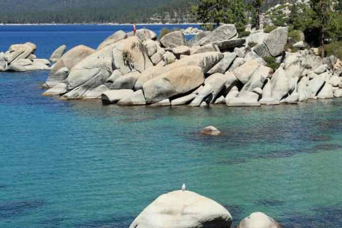 Sand Harbor State Park Lake Tahoe