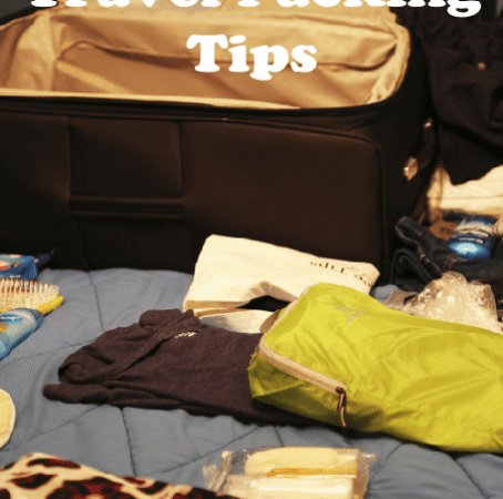 10 Travel Packing Tips