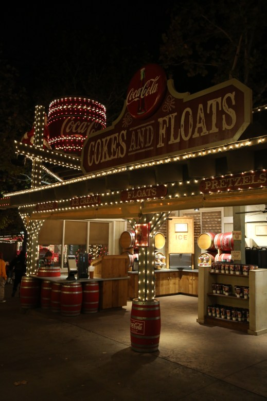 Cokes and Floats in Silver Dollar City Branson Missouri