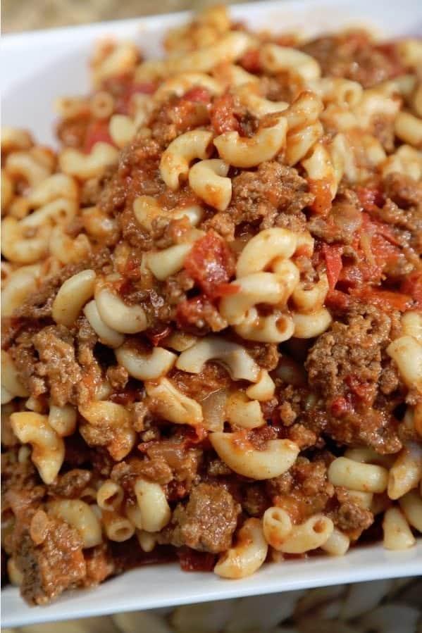 Crock Pot Chili Mac