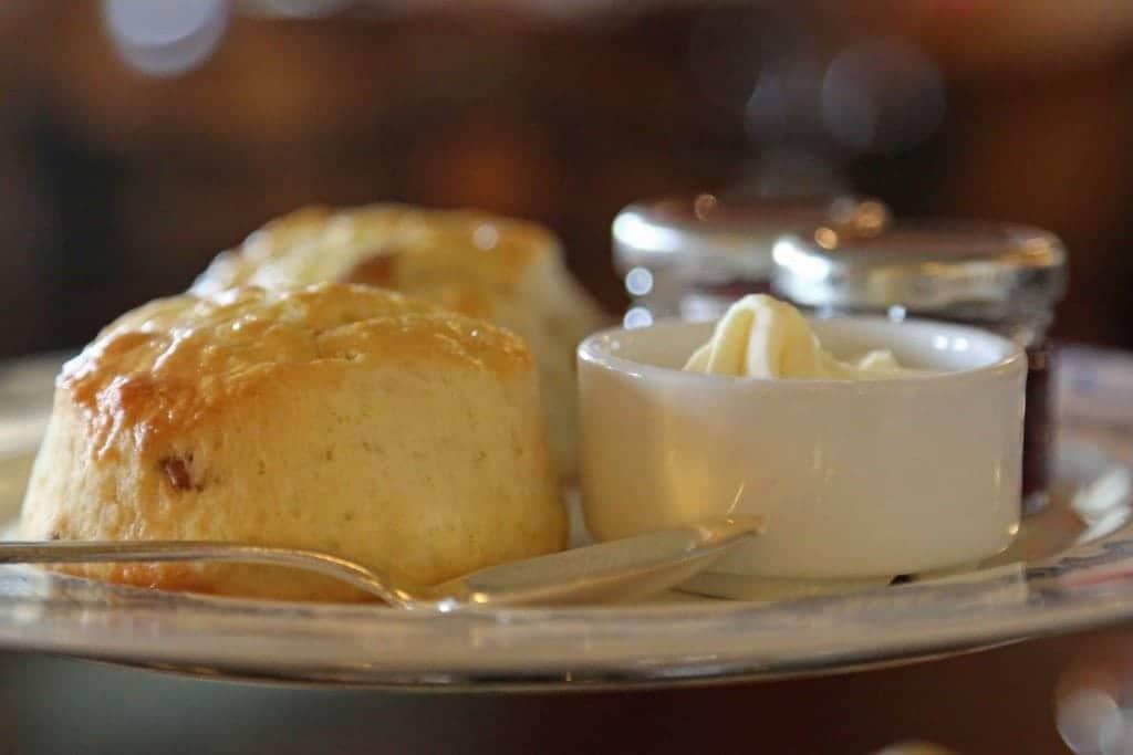 Blog Scones at Afternoon Tea at The Empress Victoria BC