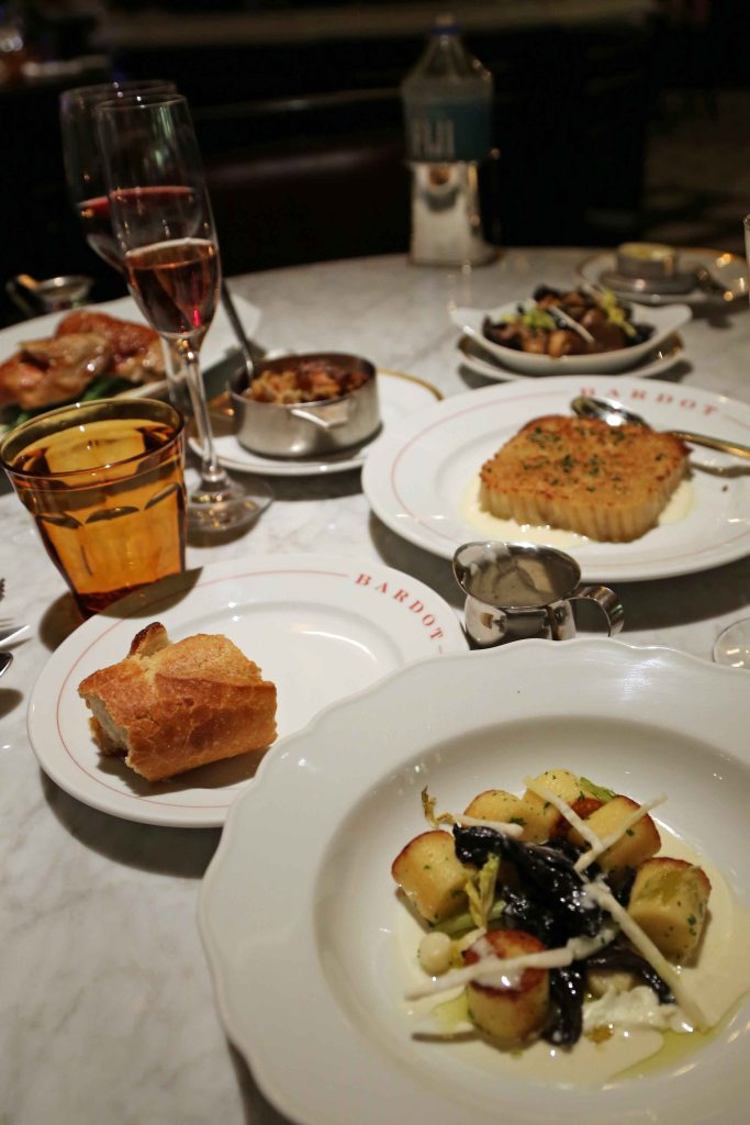 Blog Dinner at Bardot Las Vegas-1