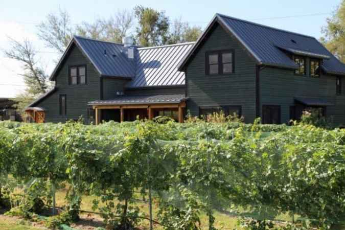 Woodward Canyon Walla Walla Winery