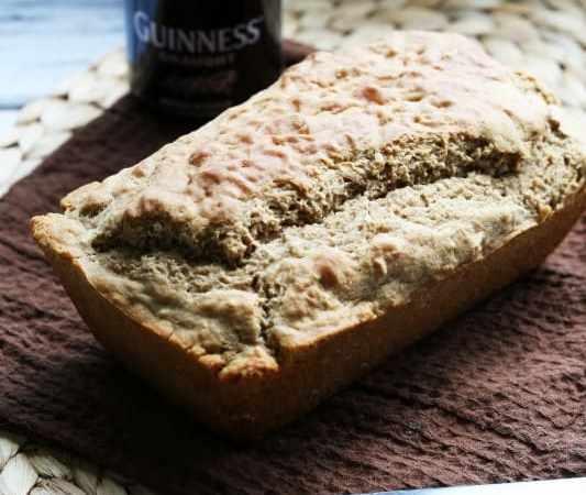 3 Ingredient Guinness Beer Bread Recipe