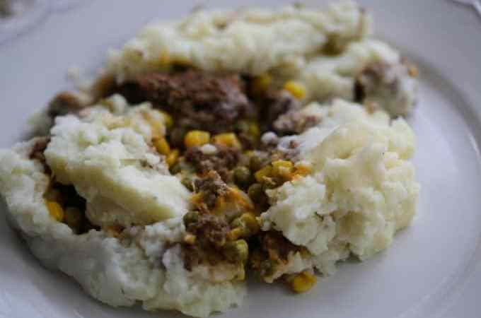 Crock Pot Shepherds Pie Recipe
