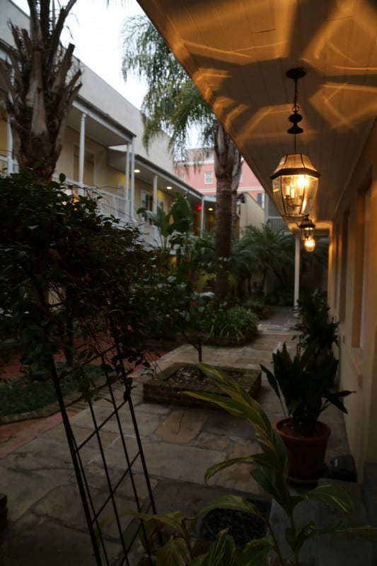 New Orleans Hotel Dauphine