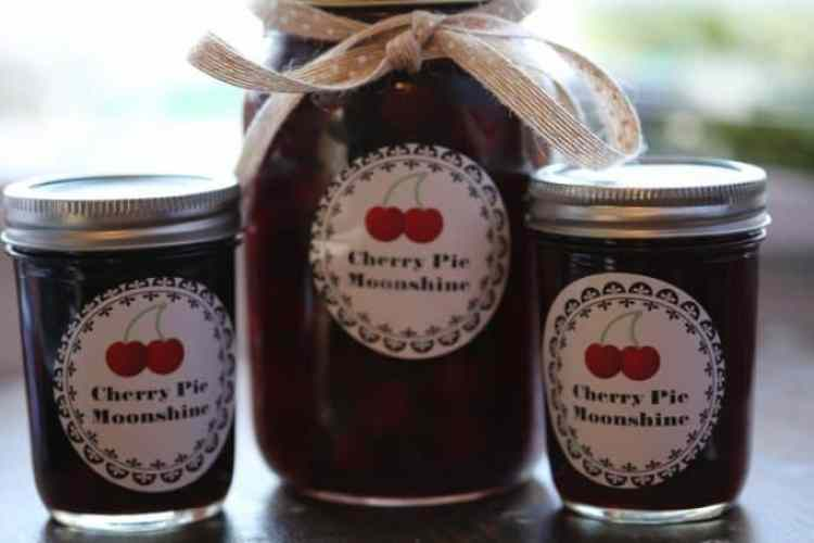 Crock Pot Cherry Pie Moonshine Recipe