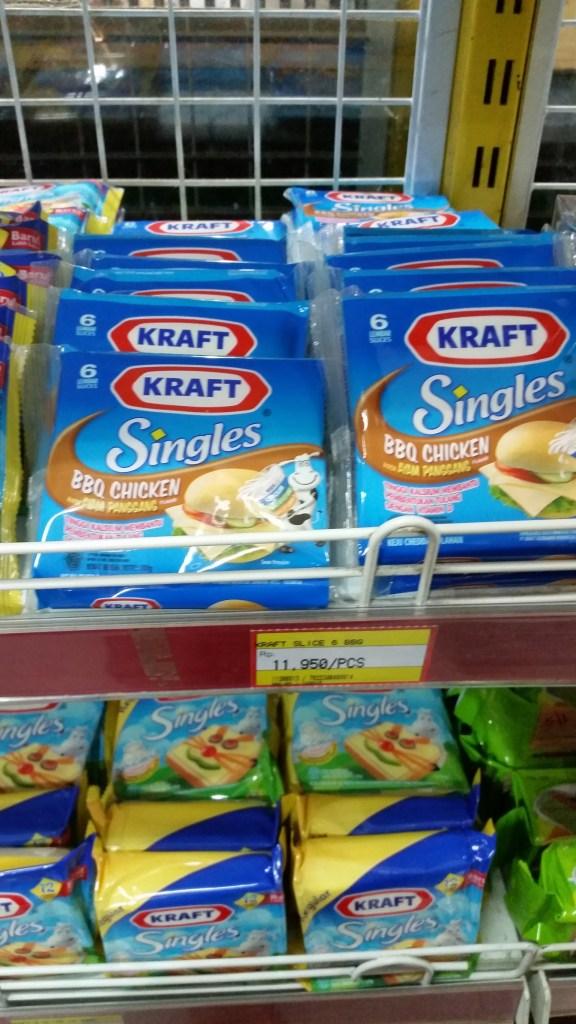 Bali Kraft Singles