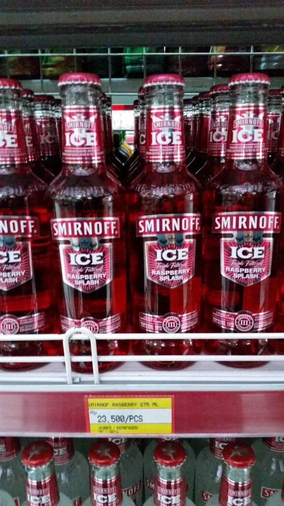 Bali Smirnoff Ice