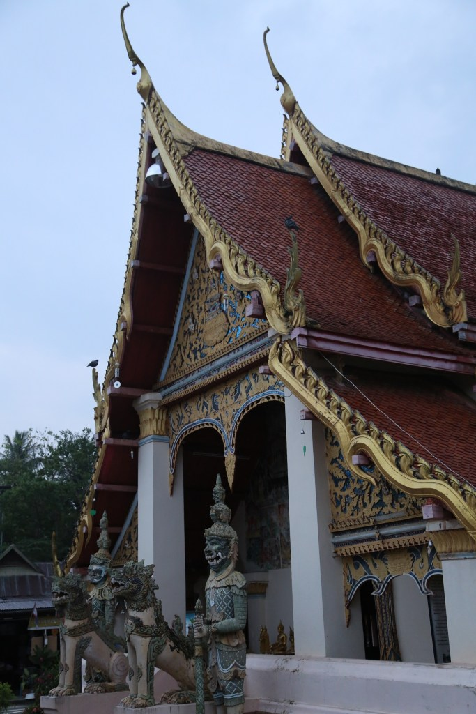 Buddist temple Northern Thailand