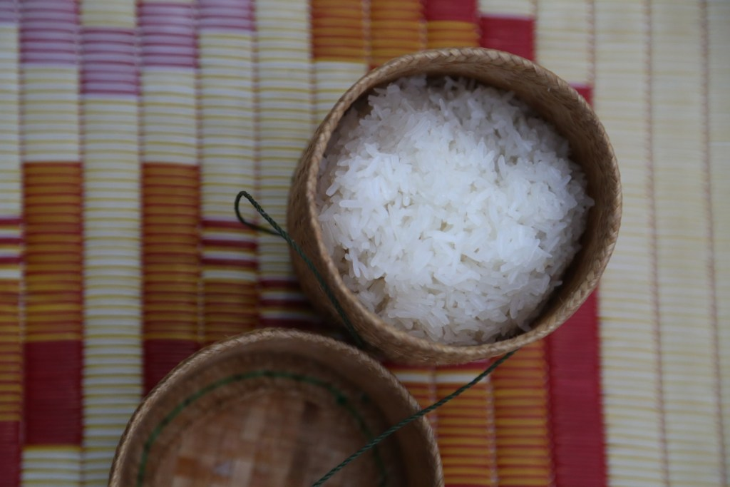 Rice offering