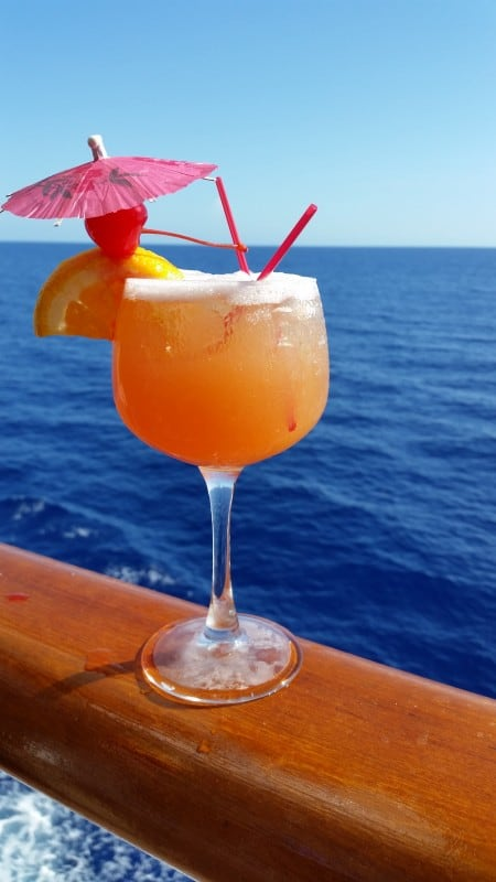 Carnival Cruiser Cocktail Recipe