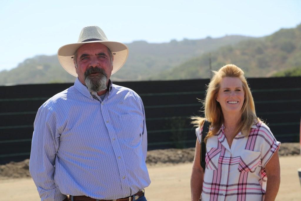 Tom and Ruth Jones Providence Farms