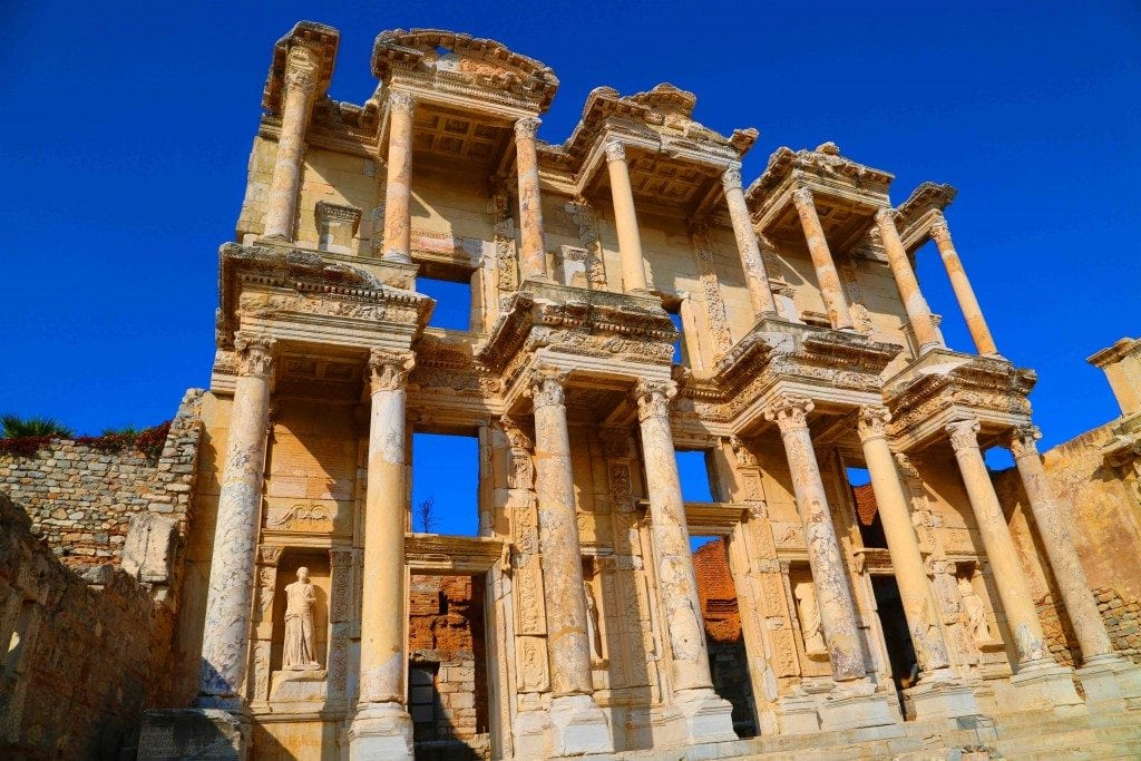 The Celsus Library Ephesus