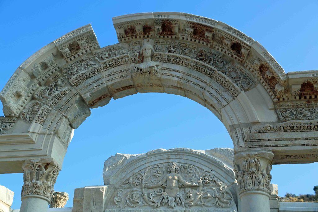 Blog arch in Ehhesus Turkey