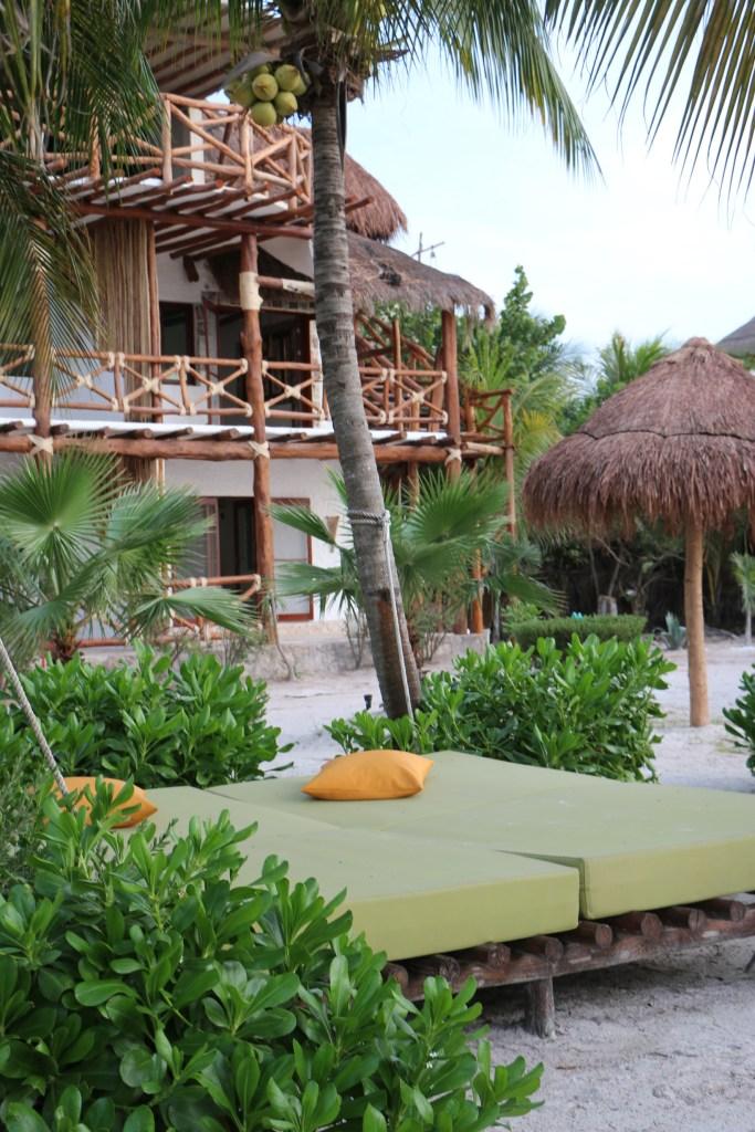 Villa Flamingos Isla Holbox Mexico