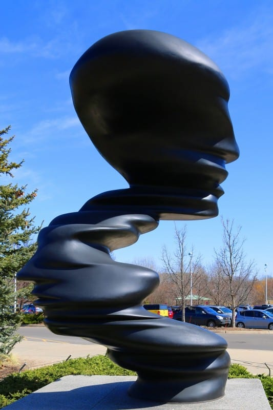Frederik Meijer Gardens and Sculpture Park Grand Rapids Michigan great for weddings, photography, butterflies, Dale Chihuly Glass, Summer and more #grandrapids #travel #sculpture #gardens #frederikmeijer #michigan