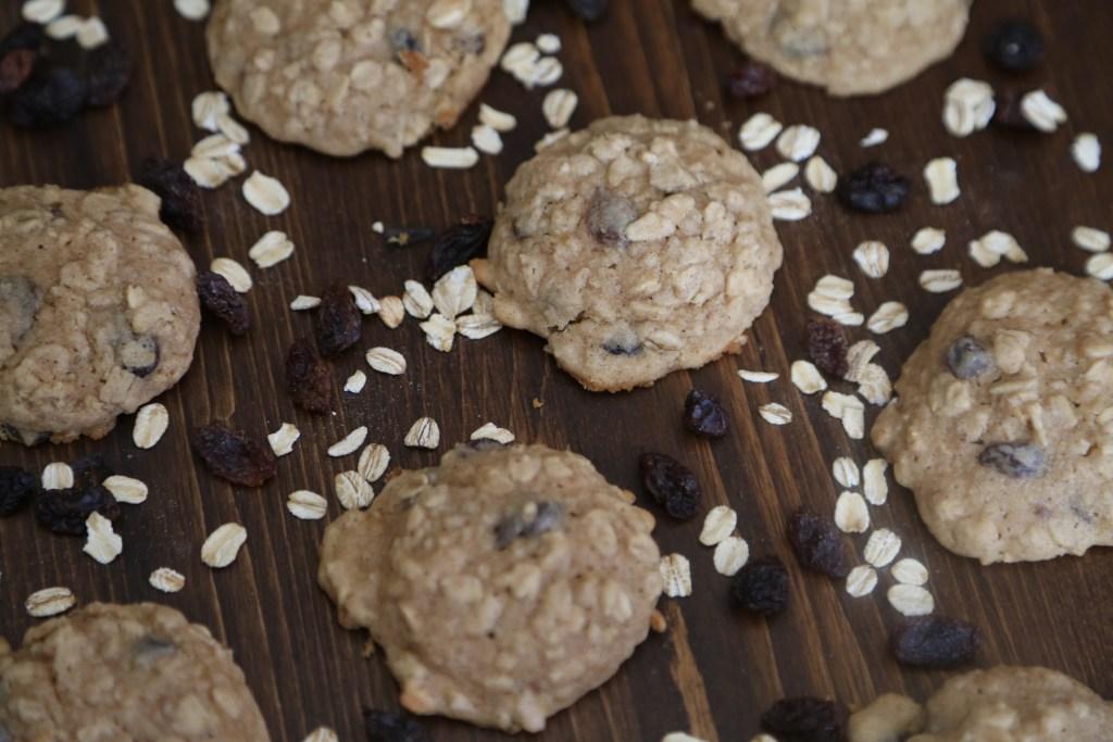 Apple Oatmeal Raisin Cookie Recipe