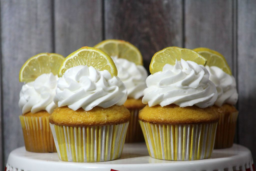 Lemon Cupcakes Recipe