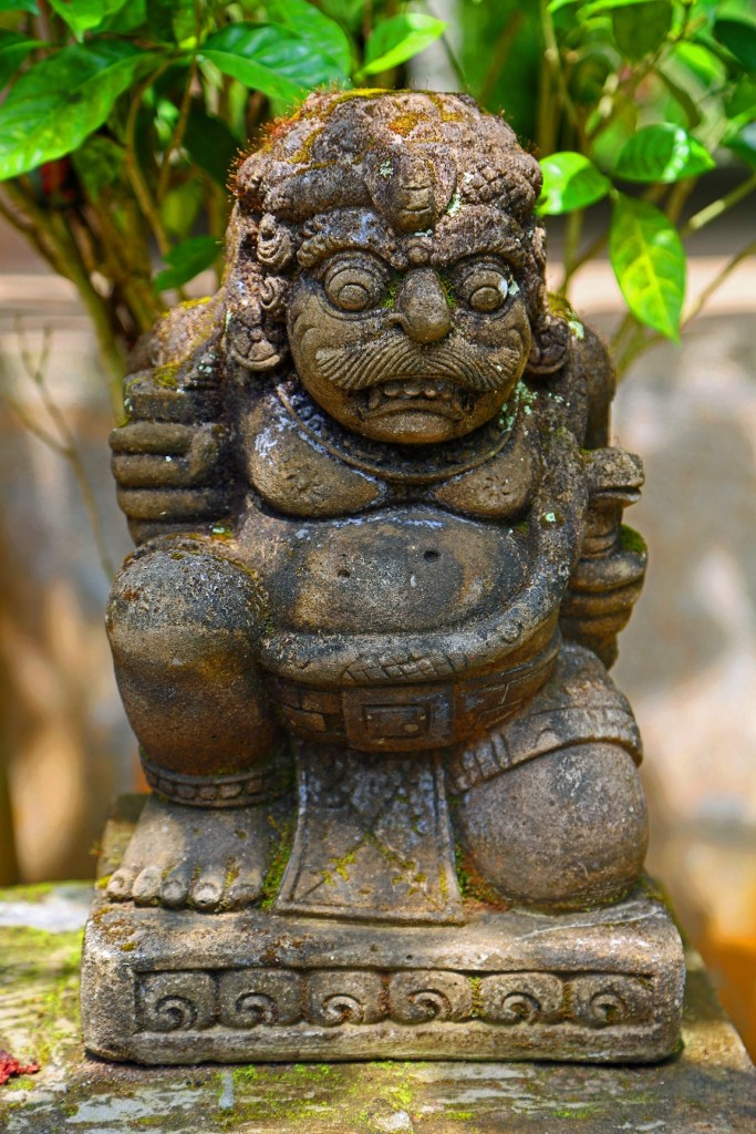 A fun visit to the Elephant Cave in Bali