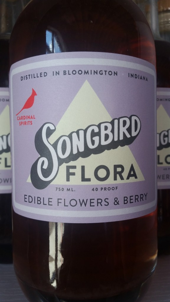 Cardinal SPirits Songbird Flora