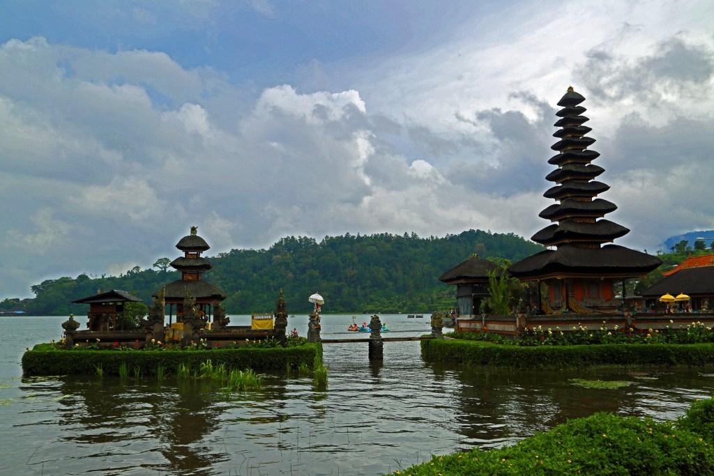Lake Palace Bali