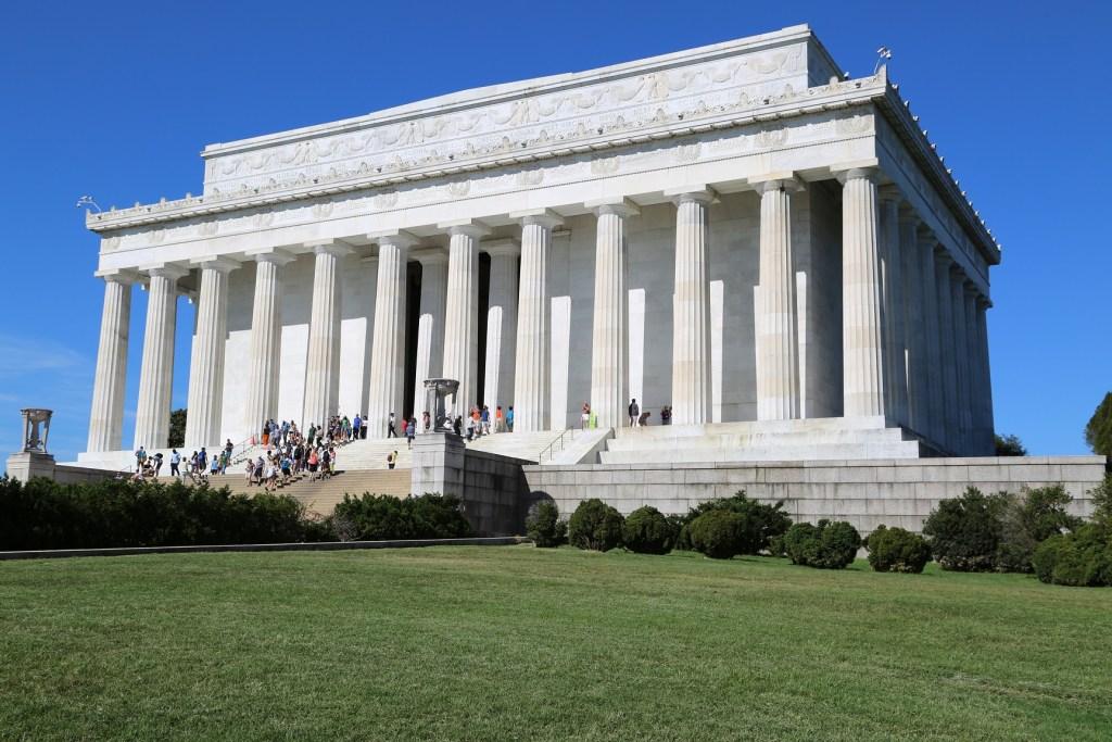 Lincoln Memorial DC