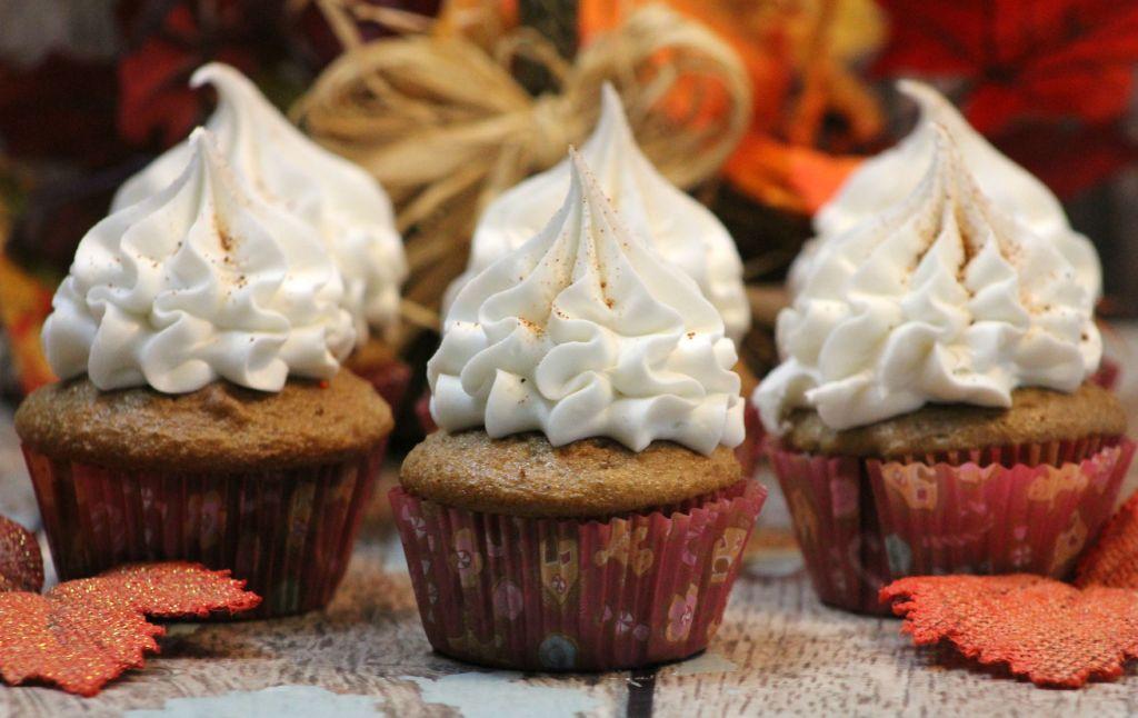 Snickerdoodle Spice Cupcake Recipe