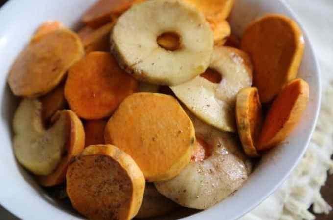 Crock Pot Apple Sweet Potato Recipe