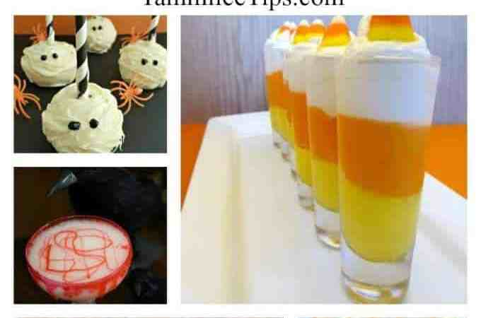 Spooktacular Halloween Recipes!