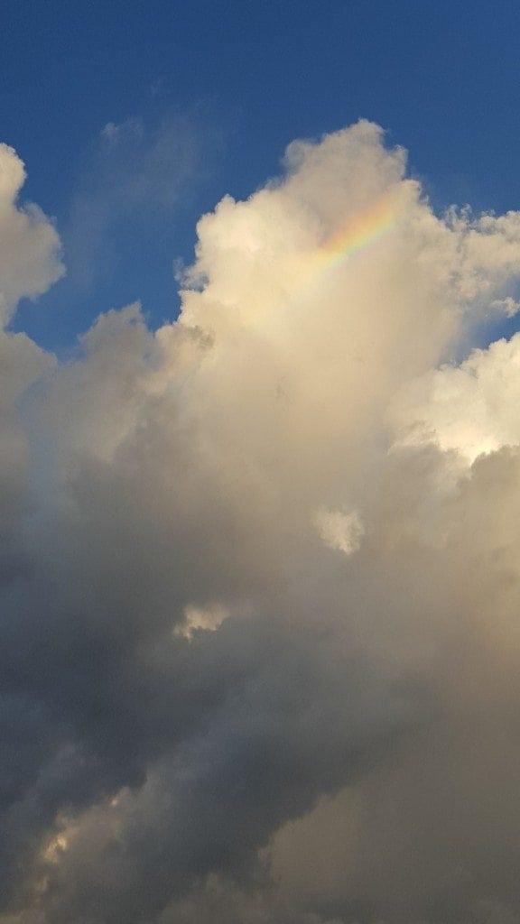 grand turk rainbow