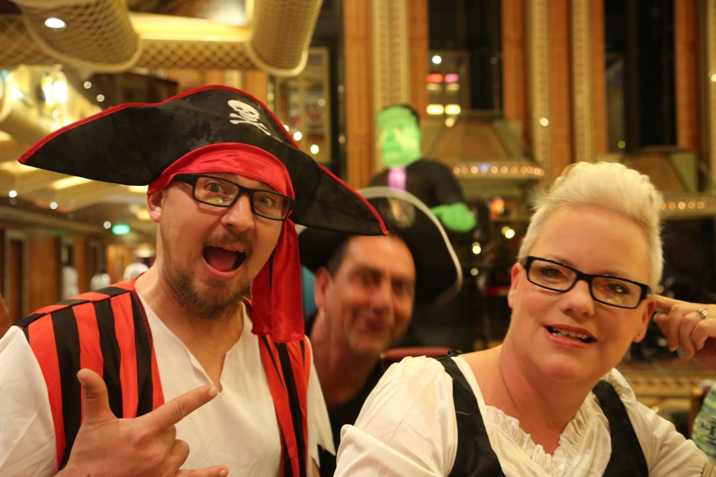 Carnival Conquest Halloween 1