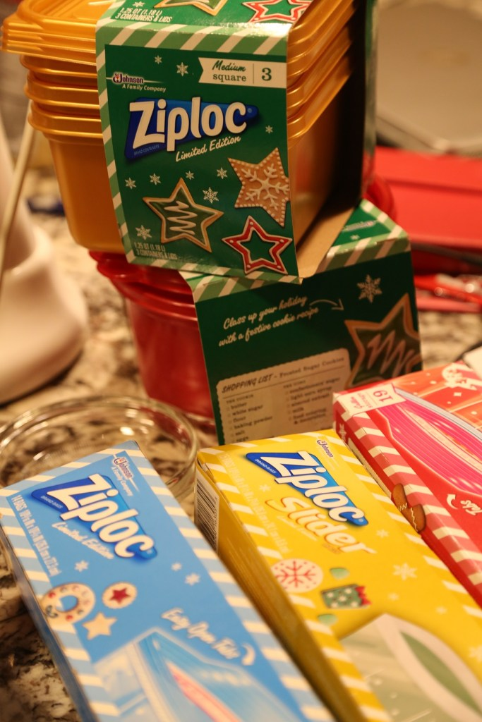 Ziploc 2015 Holiday Packages