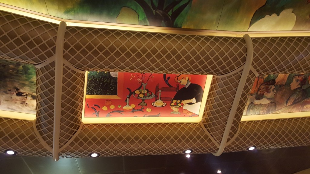 carnival conquest lobby art 2