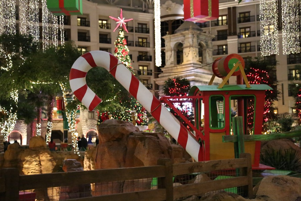 Gaylord Texan Christmas 3
