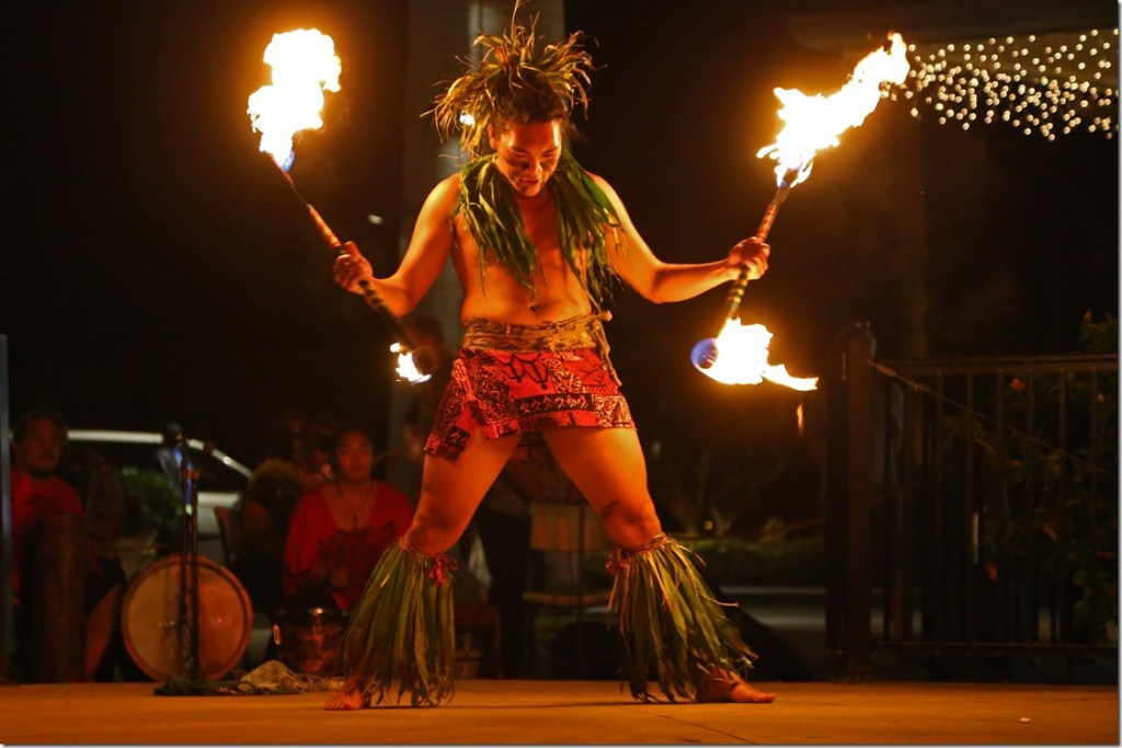TeEa O Te Turama Free Hula Show on the Big Island of Hawaii at the Mauna Lani