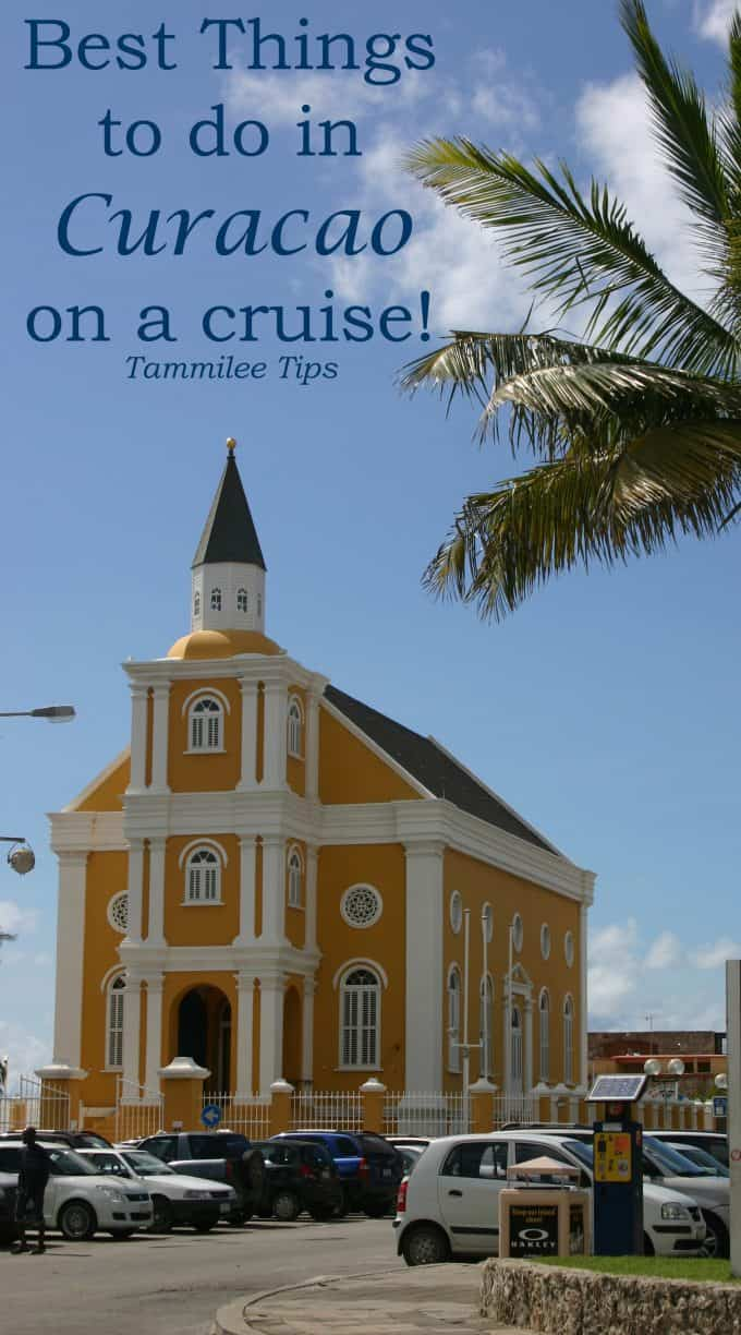 Best things to do in Curacao on a Caribbean Cruise! What to see during your visit to Curacao.