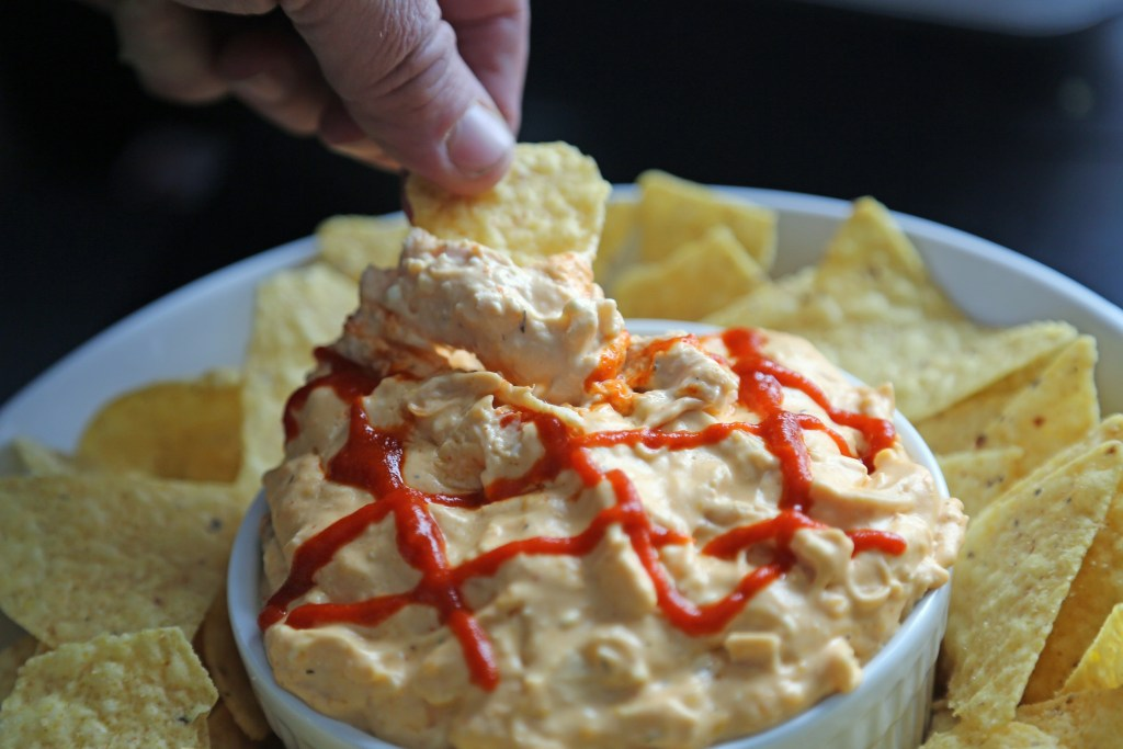 Crock Pot Sriracha Chicken Dip Recipe Tammilee Tips