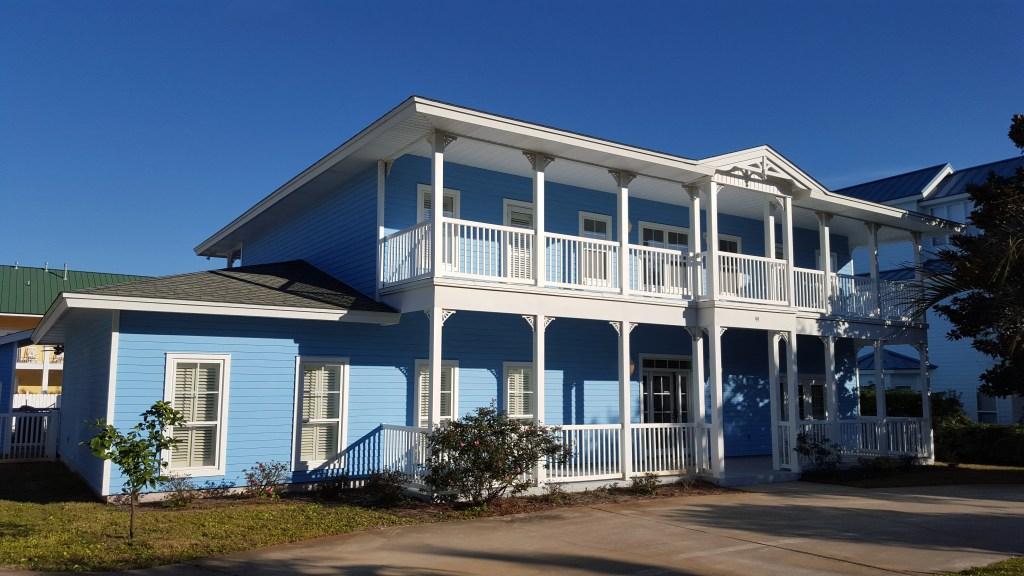 Blue Heaven Destin Vacation Home Rental