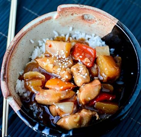 Slow Cooker Crock Pot Teriyaki Chicken Recipe