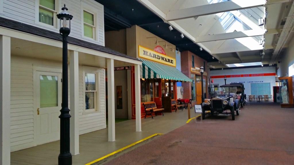 inside Reno Auto Museum