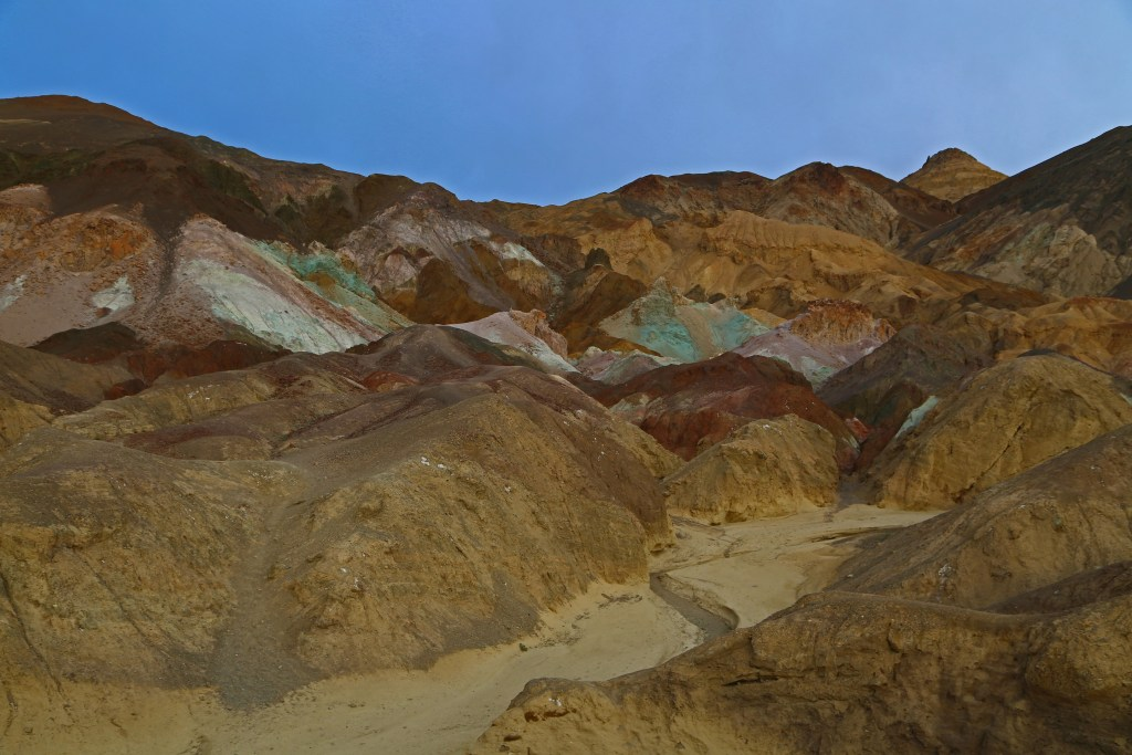 Artists Palette Death Valley National Park