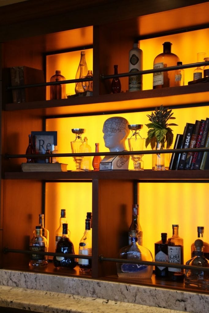 Alchemy Bar on the Carnival Magic