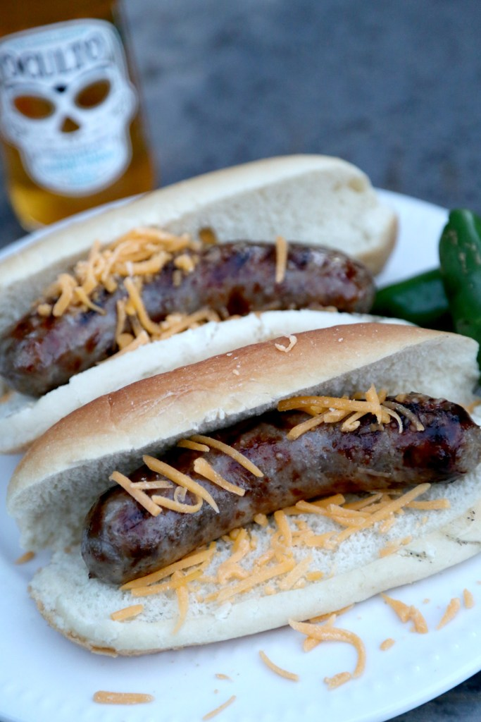 Jalapeno Beer Johnsonville Brats