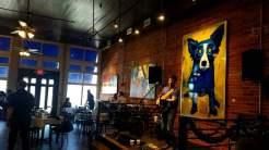 Blue Dog Cafe Sunday Brunch