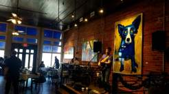 Blue Dog Cafe Sunday Brunch