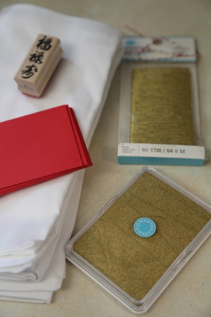 Chinese Envelope Supplies