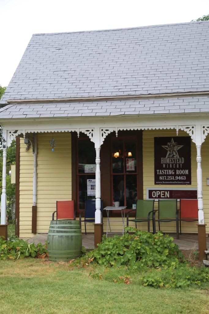 Homestead Winery Grapevine Texas